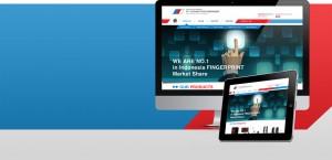 Membantu Yu-Sung Tech  Dalam Meningkatkan  Kualitas Visual Website  & Penjualan Produknya
